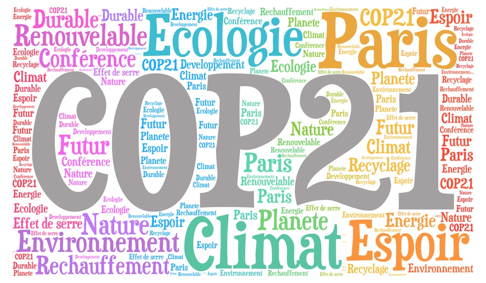 COP 21 Change for the Future - Alvexo