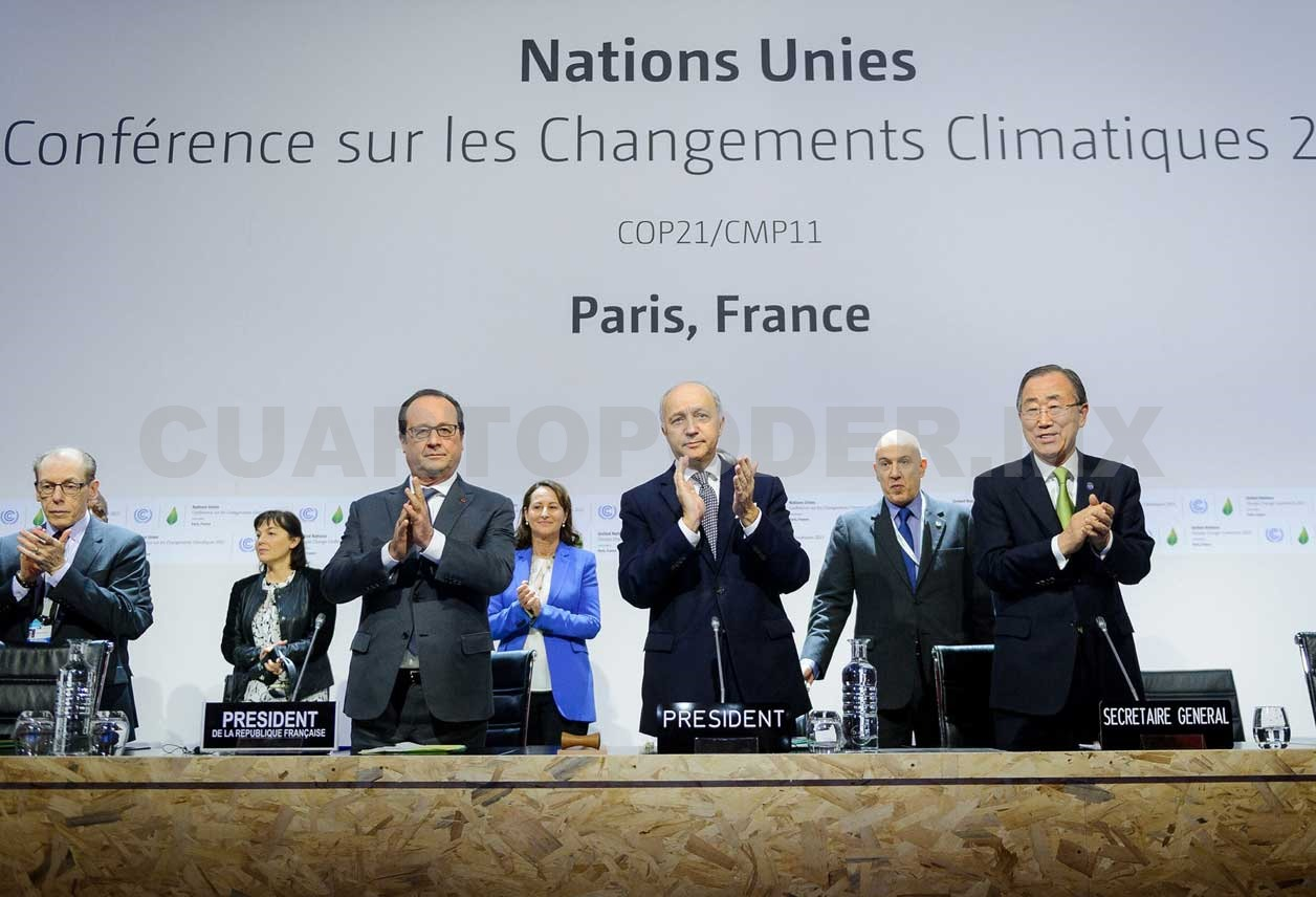 COP21 meeting in Paris - Alvexo