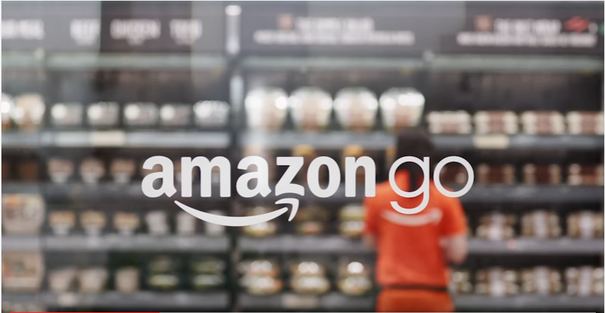 Amazon Go Shopping - Alvexo
