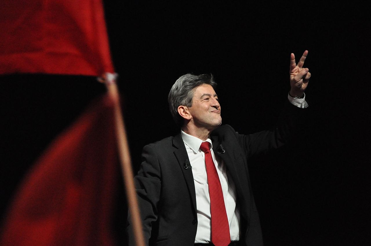 meeting with melenchon - alvexo