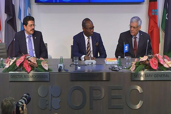 OPEC agrees to a deal - alvexo