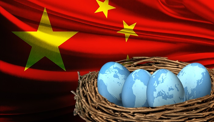 China investing in the world