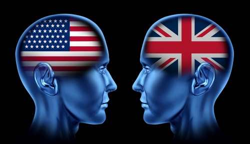 British and American Minds are different