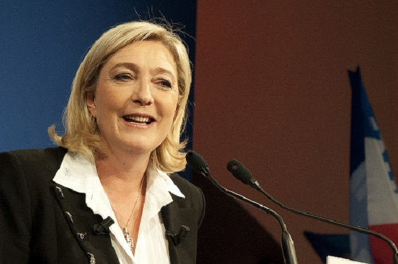 Marine Le Pen the leader of France - optimzed