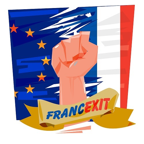 France seeking to exit the EU - optimzied