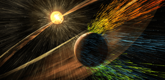 magnetic field proposed by NASA