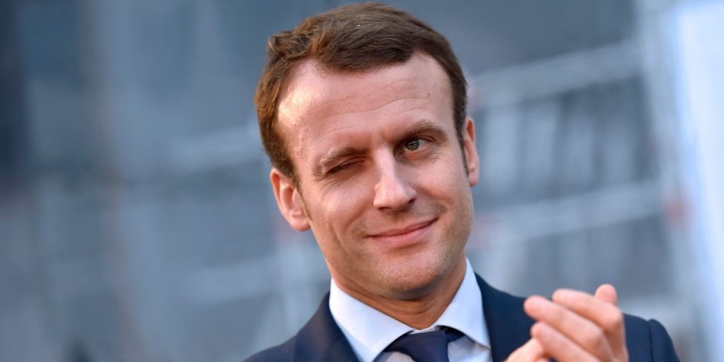 Emmanuel Macron - French Elections