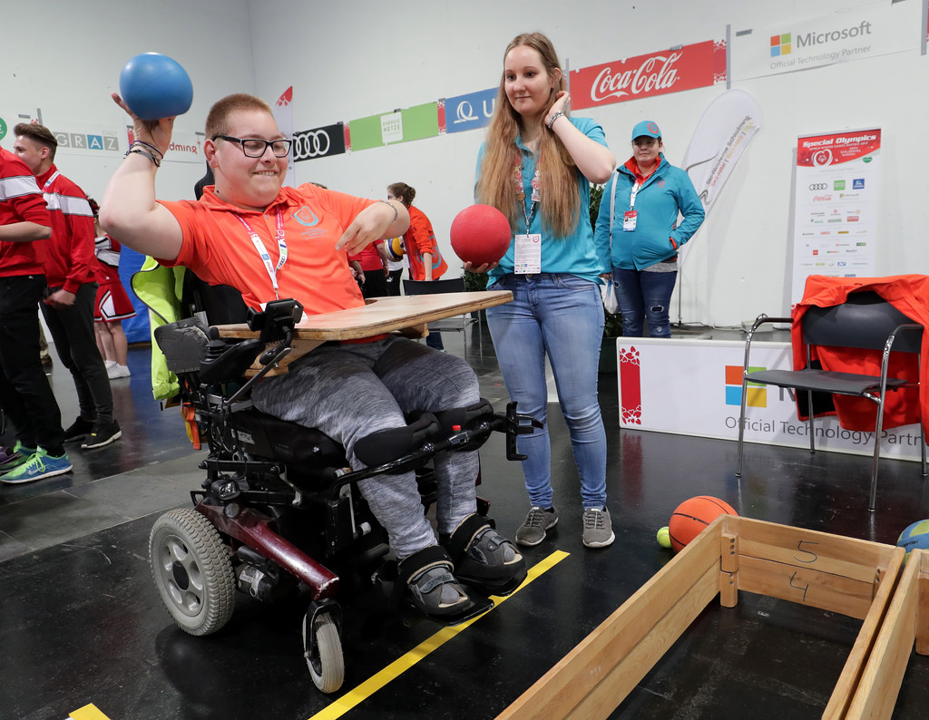 Special Olympic 2017 - MATP