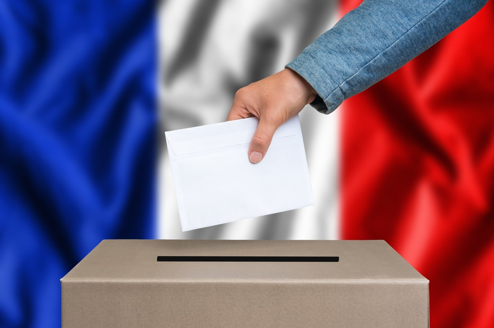 voting in France