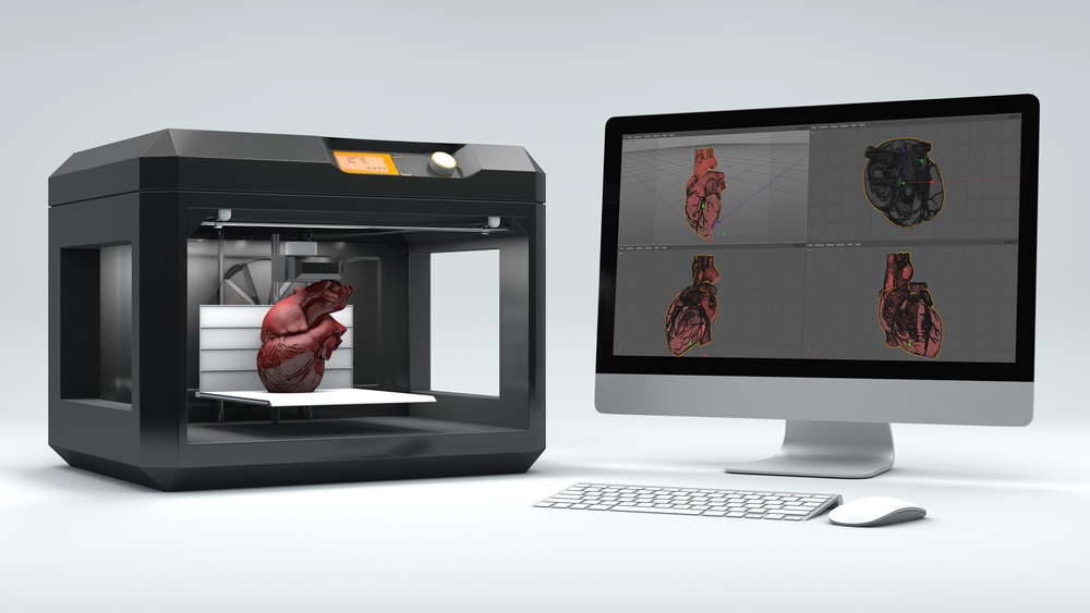 3d printing a heart and other medical things