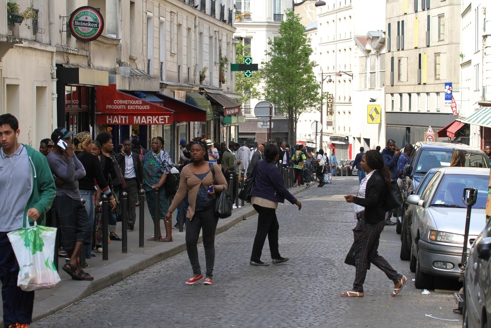 France and immigration
