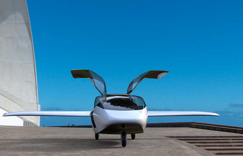lilium-3 Flying Car
