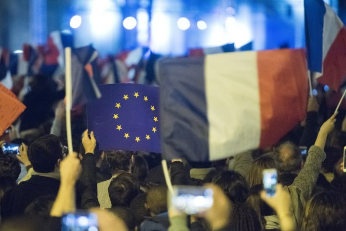 French uncertainty with Macron