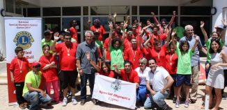 Special Olympics Playing without Borders