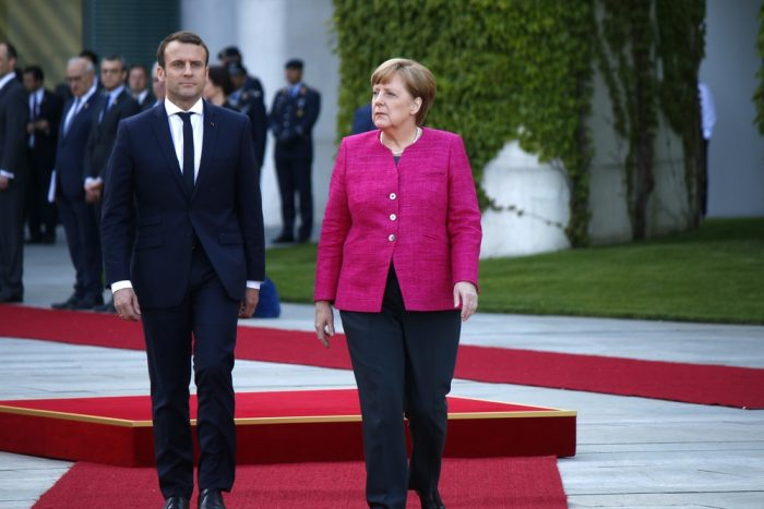 France and German Leaders Connect