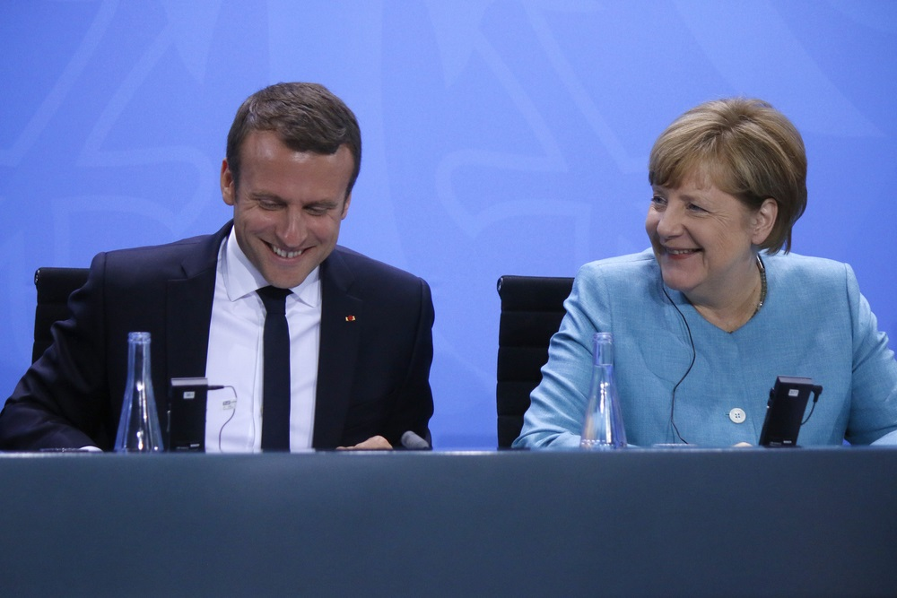 Is France and Germany Rekindeling Their connection