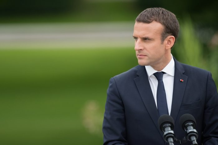is Macron dictating what should be in France