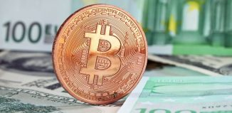 Bitcoin in forms of cash