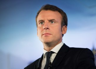Macron popularity goes down