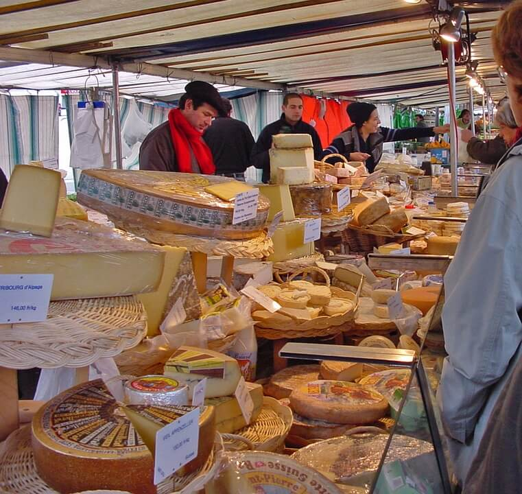 fromage in paris