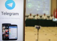 encrypted-messaging-service-Telegram-is-seen-during-a-news-conference-last-July