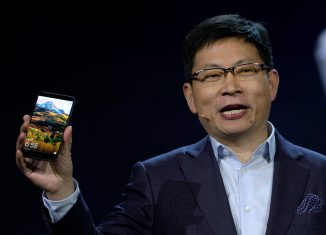 Richard Yu, Huawei CEO Consumer Business Group. Image: REUTERS/Rick Wilking