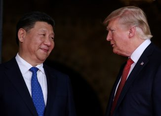 U.S. President Donald Trump and Chinese President Xi Jinping - Image: REUTERS/Carlos Barria